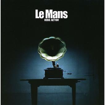 Le Mans - Rebel Action [CD] USA import