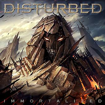 Disturbed - Immortalized (Edited) [CD] USA import