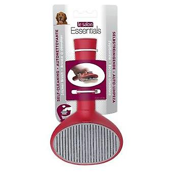 Hagen Le Salon Essentials Self-cleaning Carda (Honden , Verzorging en hygiëne , Kammen)