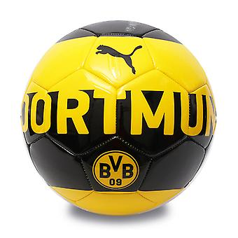 2017-2018 Borussia Dortmund Puma Fan Football (Yellow-Black)