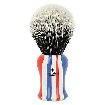Vie-Long Tri-Stripe Two Band Badger Barbershop Shaving Brush