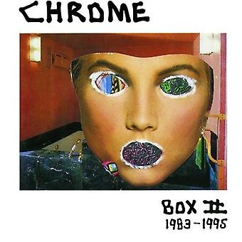 Chrome - Box II - 1983-1995 [CD] USA importerer