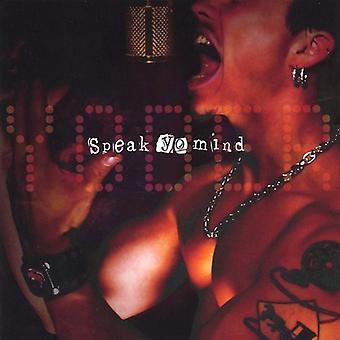Yoder - Speak Yo Mind [CD] USA import