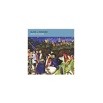 Blaine Reininger - bog af timer [CD] USA import