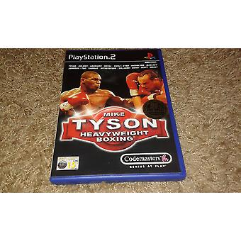 Mike Tyson Heavyweight Boxing (PS2)