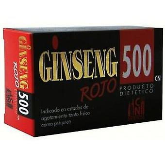 Cn - Multidiet Red Ginseng 500 mg 50 capsules (Dietetics and nutrition , Supplements)