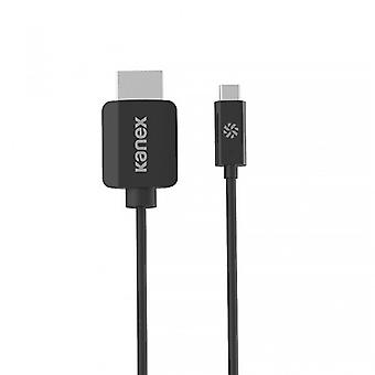 Kanex USB C to HDMI Cable with 4 k Support