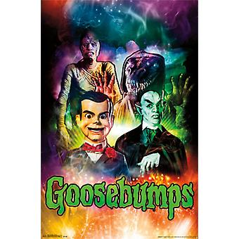 Goosebumps - Monsters Poster Poster Print