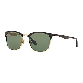 Ray - Ban RB3538 black/gold polarized Green