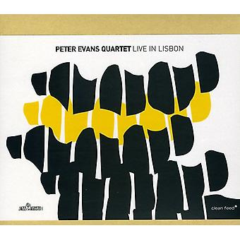 Peter Evans - Live in Lissabon [CD] USA import