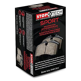 StopTech 309.08150 Street Performance Front Brake Pad