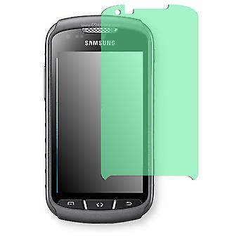 Samsung S7710 Galaxy Xcover 2 screen protector - Golebo view protective film protective film