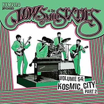 Forskellige kunstner - nedture i midten af tresserne 54: Kosmic City 2 [Vinyl] USA importerer
