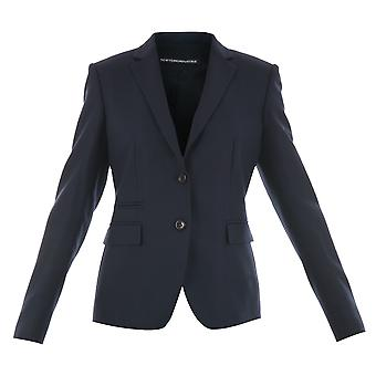 Newyorkindustrie ladies II600WO014780 Blau wool Blazer
