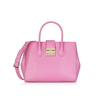 FURLA ladies 920434 pink LEDER handbags