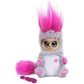 Bush Baby World Shimmies Soft Toy - Pink lady Lu Lu