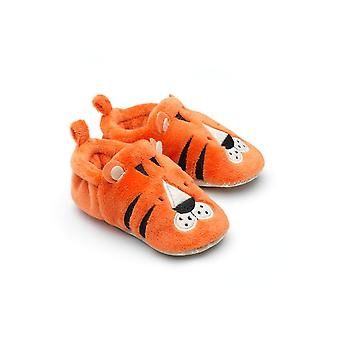 Chipmunks Tommy Junior Baby Tiger Slipper Shoes