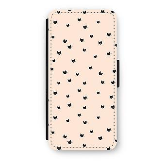 iPhone 5c Flip Case - Little cats