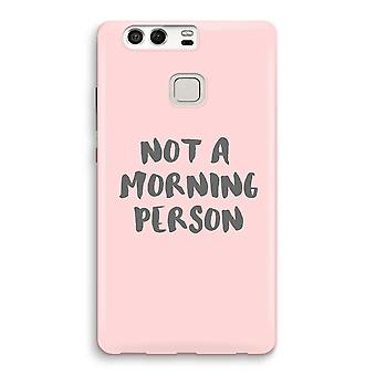 Huawei P9 Full Print Case - Morning person