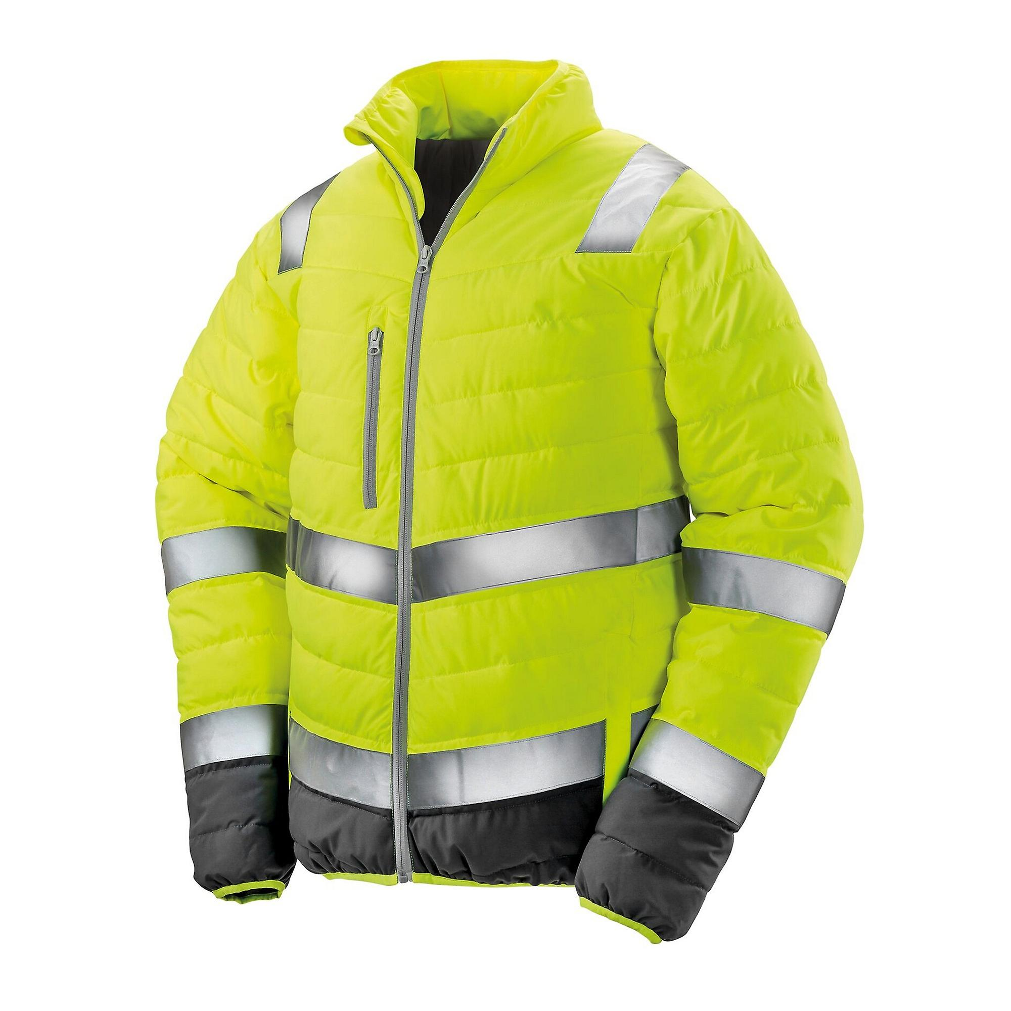 Result Mens Safe-Guard Soft Safety Jacket