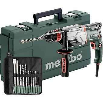Metabo UHE 2660-2 Quick Set SDS-Plus-Hammer drill chisel, Hammer drill, Hammer drill combo 8