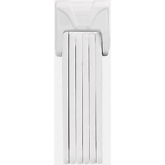 Foldable U lock ABUS 6050/85 Bordo Lite White