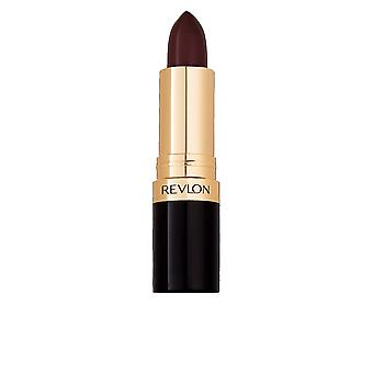 Revlon Super skinnende læbestift Black Cherry 3.7gr dame nye forseglet Boxed