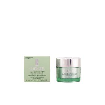 Clinique Superdefense Night Recovery Moisturizer Pns 50ml Unisex Cosmetics