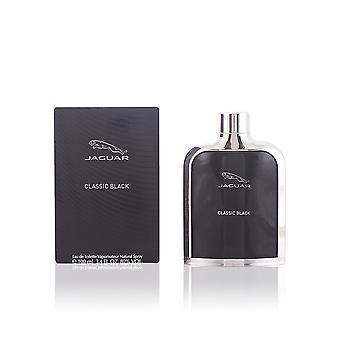 Jaguar Black Eau De Toilette Vapo 100ml Mens Perfume Scent Spray Sealed Boxed