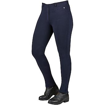 Dublin Supa Fit Pull On Knee Patch Jodhpurs