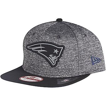 New Era 9Fifty Snapback Cap - GREY New England Patriots