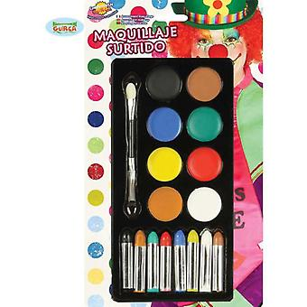 Guirca Blister Makeup Assortment (Babies and Children , Costumes)