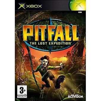 Fallgrop förlorade expeditionen (Xbox)