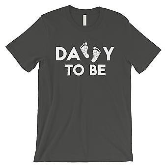 Daddy To Be Mens Cool Grey Shirt