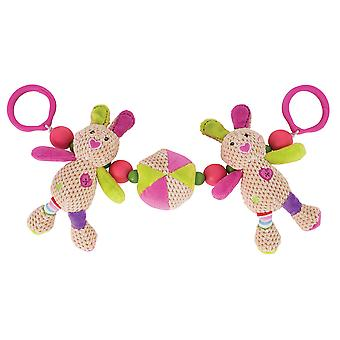 Bigjigs Toys Bella Pram String