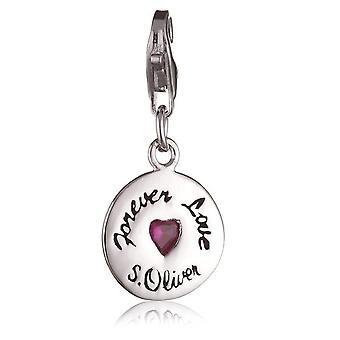 s.Oliver драгоценность дамы подвеска шарм серебро любовь SOAKT/126-405843