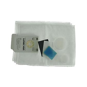 Sacs à poussière aspirateur VAX debout + filtres