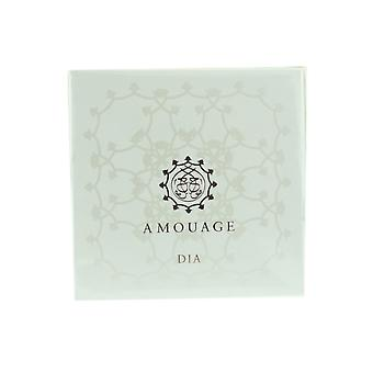 Amouage 'Dia' Soap For Woman 5.3 oz/ 150 g New In Box (Original Formula)