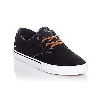 Etnies Black-Brown-Grey Jameson Vulc Shoe