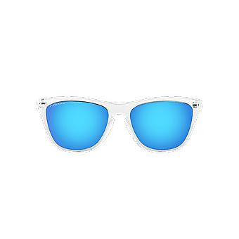 Oakley Frogskins Sunglasses In Crystal Clear Sapphire Prizm