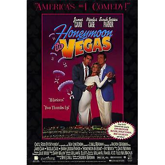 Honeymoon in Vegas Movie Poster (11 x 17)