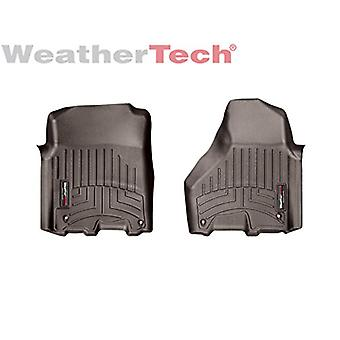 WeatherTech 474781 RAM 1500 FRONT FLR LNER COCOA