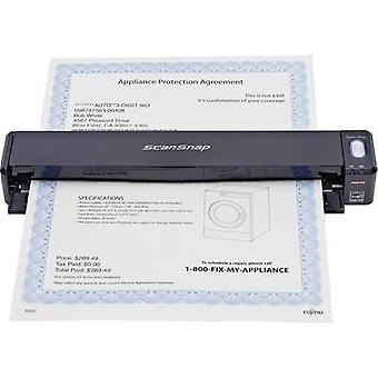 Fujitsu ScanSnap iX100 Portable document scanner A4 600 x 600 dpi 10 pages/min USB, Wi-Fi 802.11 b/g/n