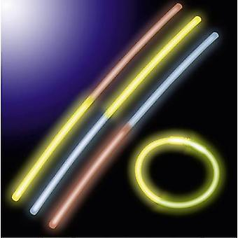 Neon-Knick Glow stick set 10-piece Multi-colour 20 cm