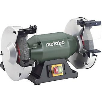 Doble rueda Banco amoladora 600 W 200 mm Metabo DS 200 619200000