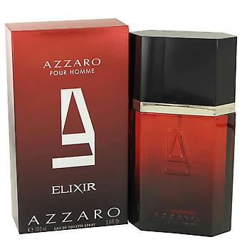 Azzaro Elixir by Azzaro Eau De Toilette Spray 3.4 oz New