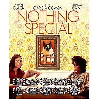 Nothing Special [DVD] USA import