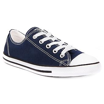 Sapatos de mulheres Converse Chuck Taylor todas estrelas delicadas 537649C