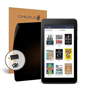 Celicious Privacy Plus 4-Way Anti-Spy Filter Screen Protector Film Compatible with Barnes&Noble Nook Tablet 7