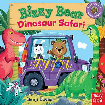 Bizzy Bear - Dinosaur Safari by Benji Davies - 9780857633804 Book